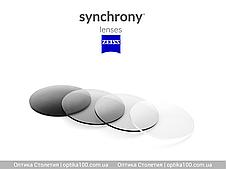 Фотохромная лінза Synchrony PhotoFusion 1,5 by ZEISS. Затемнення до 89%