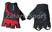 Перчатки для фитнеса женские ZEL PF-3608