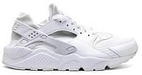 """Кроссовки Nike Air Huarache """"Cold White""""  (Копия ААА+)"""