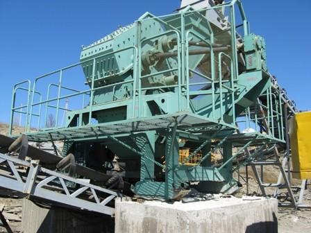 Промышленная дробилка для щебня что означает гил-52