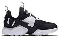 "Кроссовки Nike Air Huarache City Low ""Black/White/Black""  (Копия ААА+)"