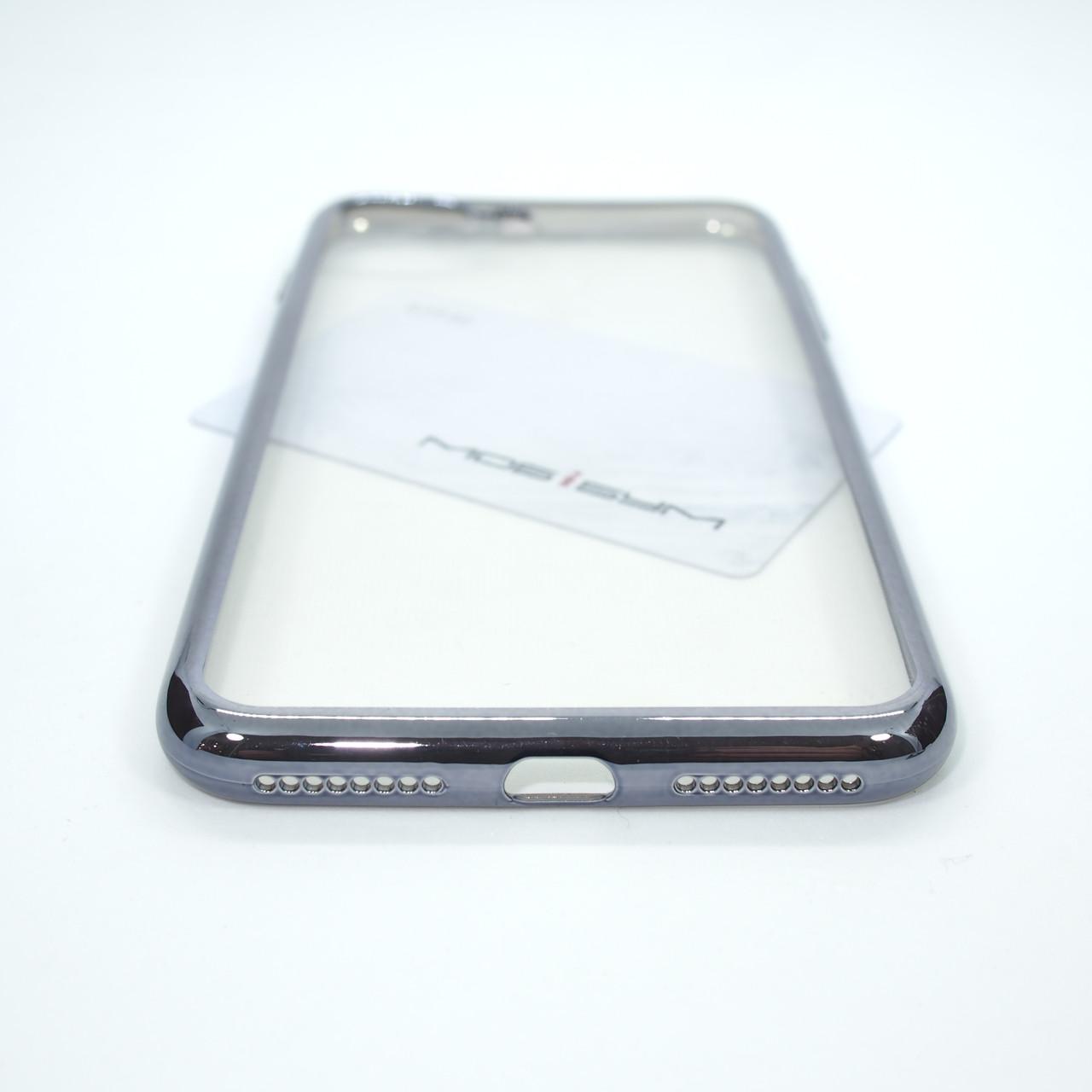 TPU bamper iPhone 8 Plus 7 grey Для телефона Apple