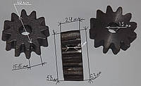 Шестеренка (шестерня) для бетономешалки Agrimotor агриматор на 12 зубьев