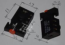 Выключатель кнопка для лобзика электрического