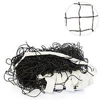 Сетка MS 1849 (30шт) волейбольная, 9,5-1м,в кульке, 41-21-9см