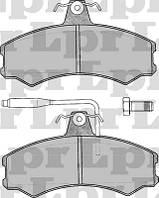 Тормозные колодки передние  для Фиат / Fiat Ducato с 1985 ----