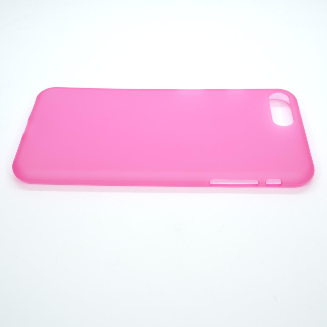 Чехол TPU iPhone 8 Plus 7 pink Для телефона