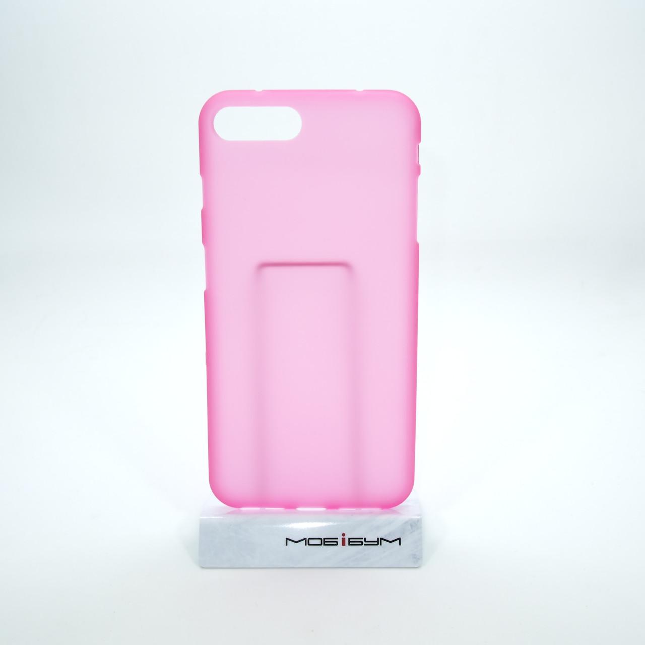 Чехол TPU iPhone 8 Plus/7 Plus pink