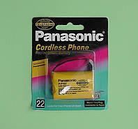 Аккумулятор Panasonic P102 3.6V 300mAh для радиотелефонов