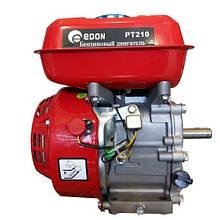 Двигун Edon PT-210 бензиновий (7 к. с., ручний запуск, 4-х тактн. одноцилиндр.)