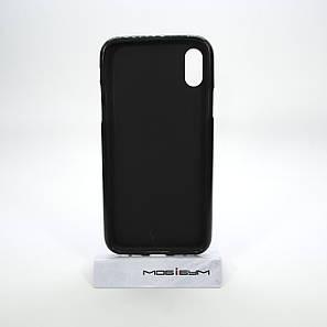 Чехол TPU iPhone X black, фото 2