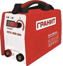 Гранит ИСА-300ДМ инвертор сварочный (7.8 КвТ, пласт. кейс, цифров. дисплей)