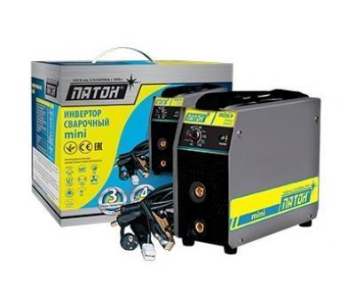 """Инвертор Патон ВДИ MINI 150 (150А, 5 кВт, функция """"Anti-Stick"""")"""