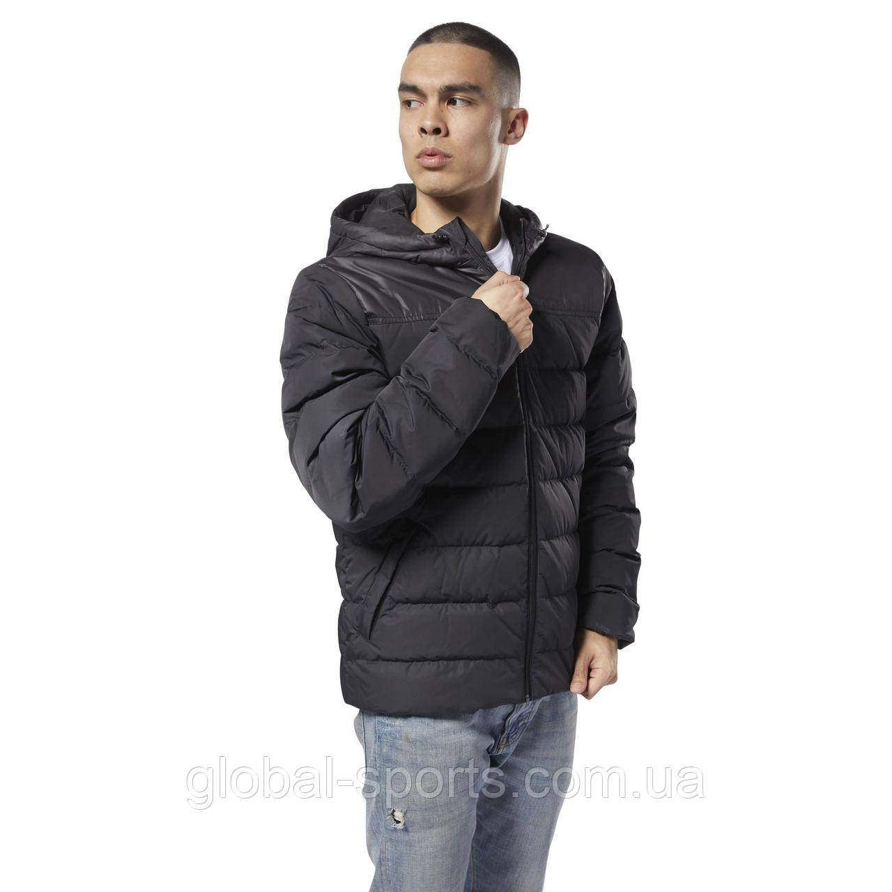 ab1581661af Мужская куртка Reebok Classic F Down Mid (Артикул  DH2144)  продажа ...