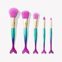 Набор кистей для макияжа Tarte Minutes To Mermaid Brush Set, фото 1