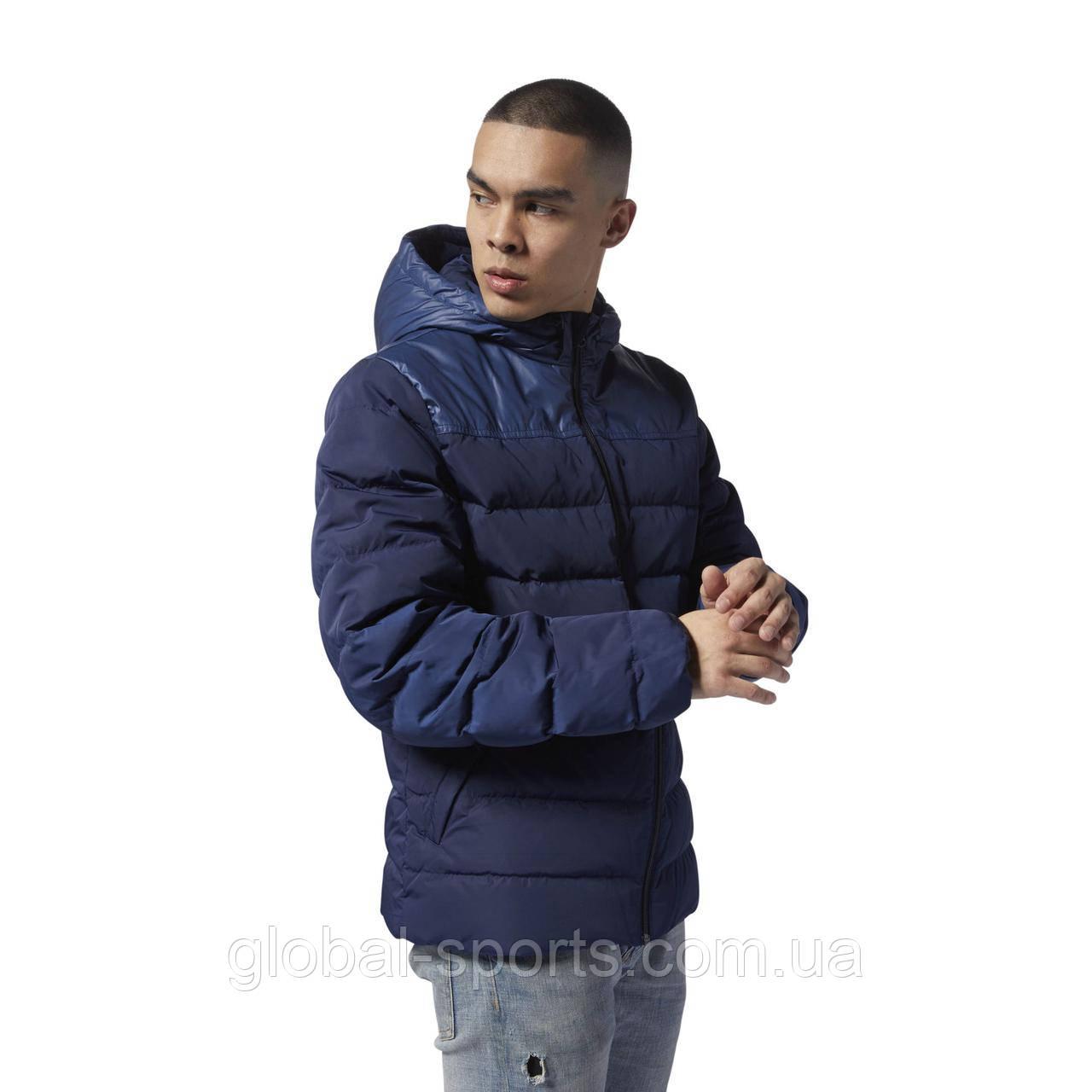 18d6d599 Мужская куртка Reebok Classic F Down Mid (Артикул: DH2128): продажа ...