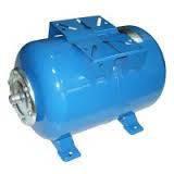 Гідроакумулятор сталевий 100 л AFC/SB Aquapress горизонтальний