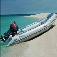 Надувные лодки и двигатели