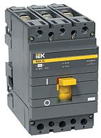 Автоматический выключатель ВА88-35  3Р  250А  35кА  с электронным расцепителем MP211 ИЭК