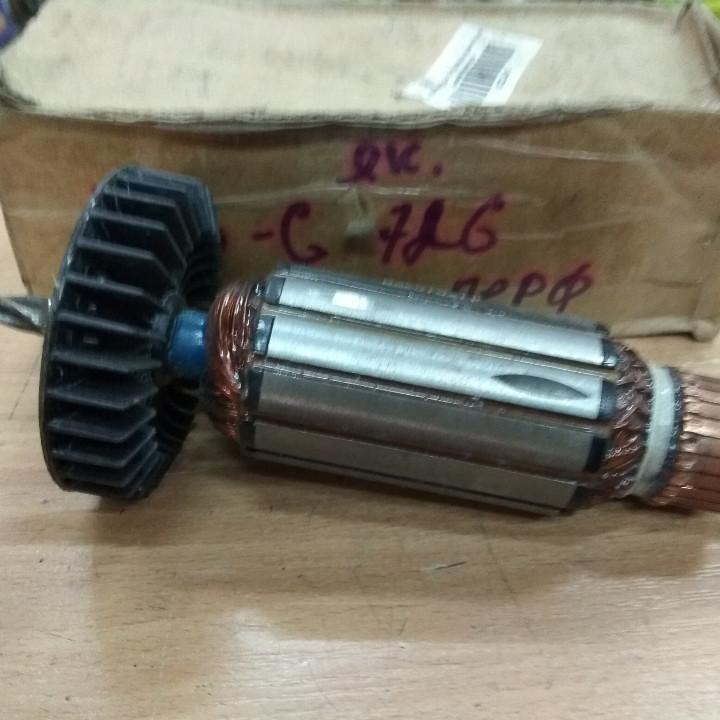 Якорь (ротор) на перфоратор Einhell BH-G 726
