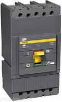 Автоматический выключатель ВА88-37  3Р  400А  35кА  с электронным расцепителем MP211 ИЭК