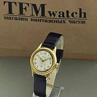 Янтарь винтажные механические часы СССР , фото 1