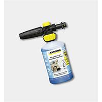 Пенная насадка + UltraFoam 1 л Kärcher комплект