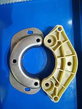 Крепление двигателя к бетономешалке (металл)
