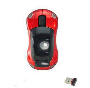 Мышь беспроводная W-17 USB , фото 2