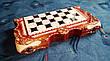 Шахи - нарди - шашки різьблені, фото 6