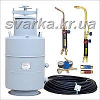 Комплект газосварщика № 2А для ацетилено-кислородной резки и пайки