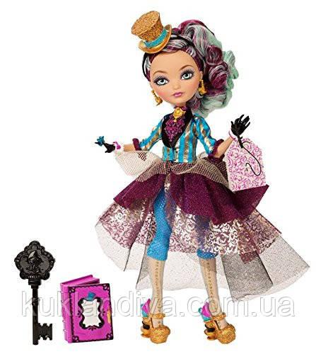 Кукла Ever After High Мэделин Хэттер День Наследия Legacy Day Madeline Hatter
