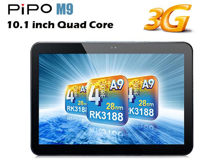 """Планшет PiPO M9 10.1"""" IPS 16GB Черный, фото 1"""