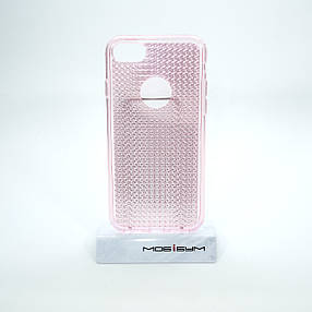 Чехол TPU Diamond Shine iPhone 7 pink, фото 2