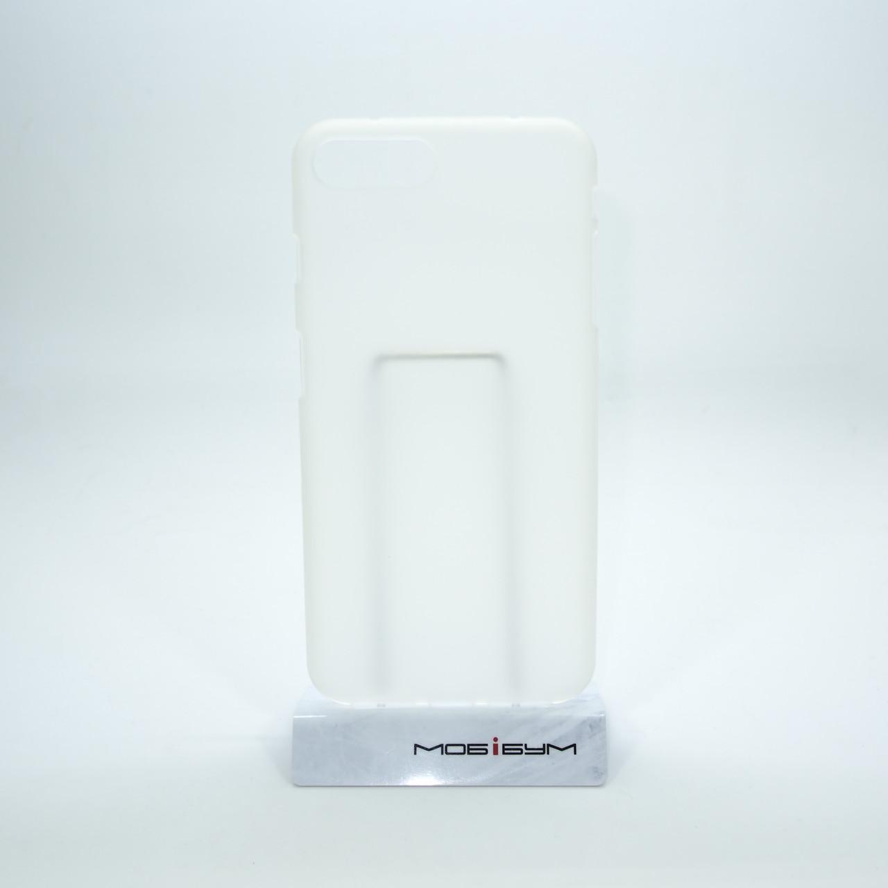 Чехол TPU iPhone 8 Plus/7 Plus white