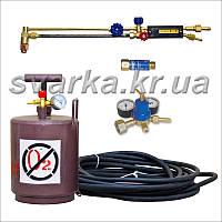 Комплект для бензино-кислородной резки № 4