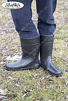 Мужские сапоги черные (Код: См-01 черные )