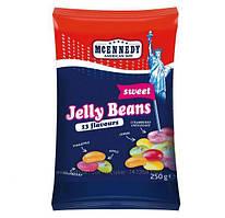 Желейные бобы Mcennedy american way jelly beans 250 g