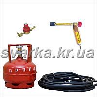 Комплект для пайки кабелей и медных труб № 6