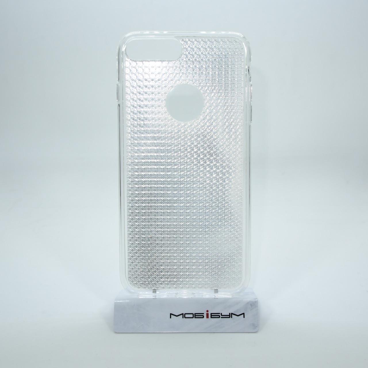 Чехол TPU Diamond Shine iPhone 8 Plus/7 Plus white