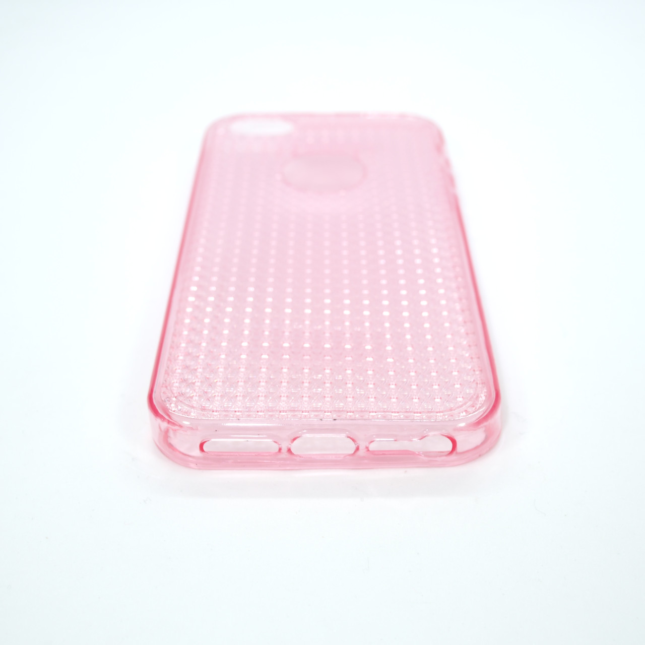 TPU Diamond Shine iPhone 5s SE pink Apple Для телефона Чехол