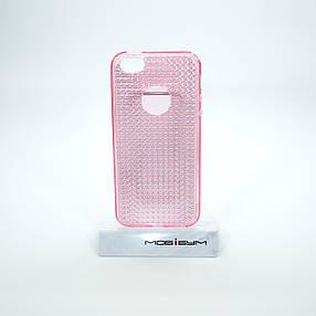 Чехол TPU Diamond Shine iPhone 5s/SE pink, фото 2