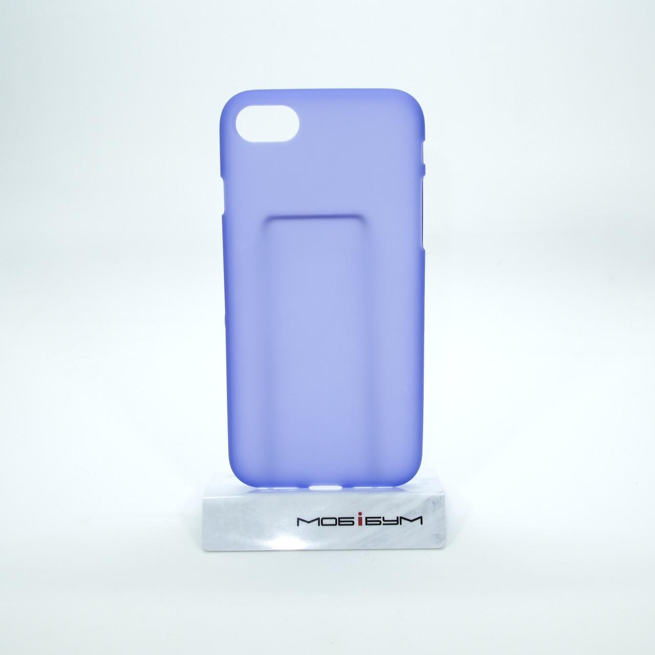 Чехол TPU iPhone 7 violet