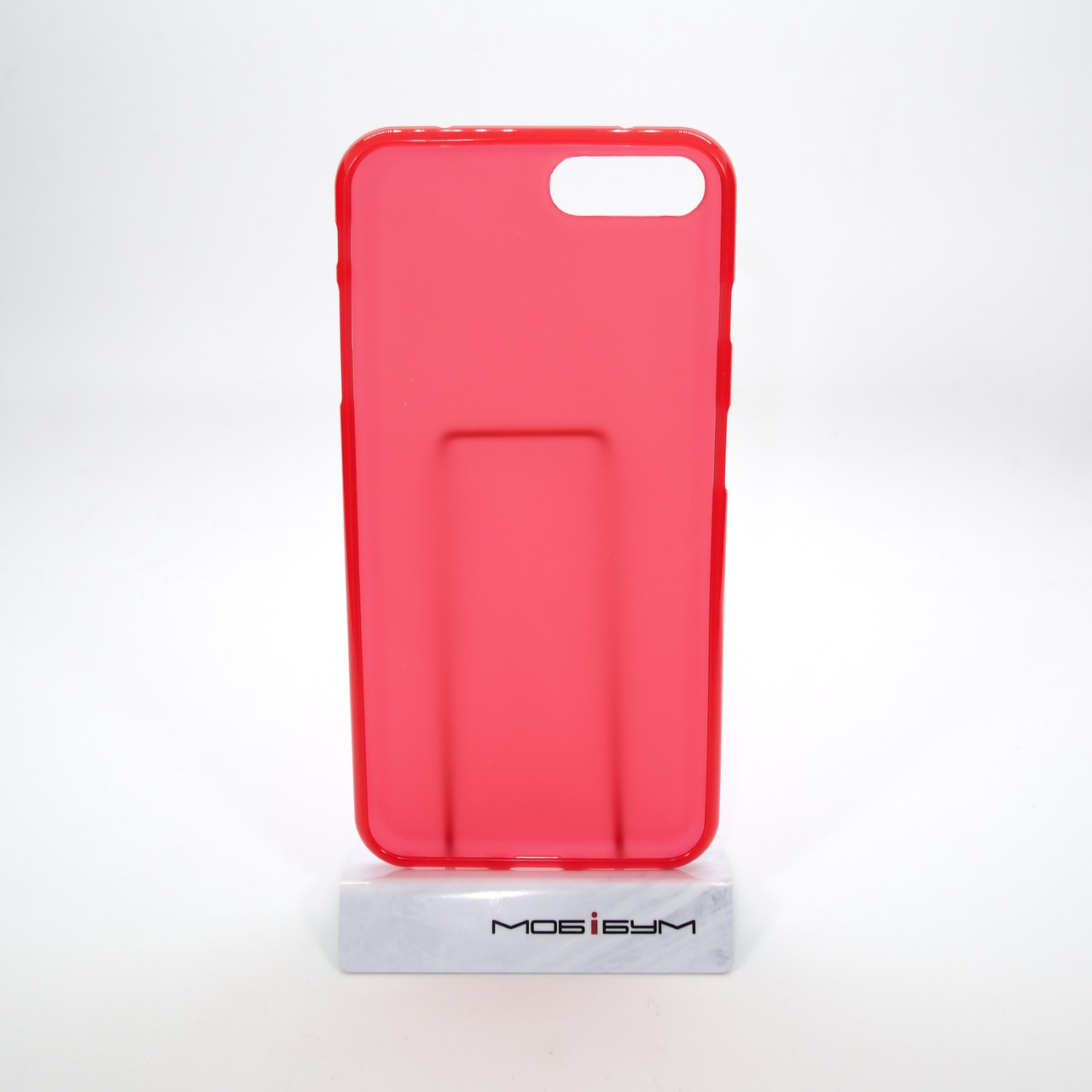 TPU iPhone 8 Plus 7 red Для телефона Apple