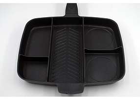 Сковорода-гриль Magic Pan (32*38 см)!АКЦИЯ, фото 2