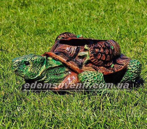 Подставка для цветов кашпо Черепаха, фото 2