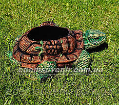Подставка для цветов кашпо Черепаха, фото 3