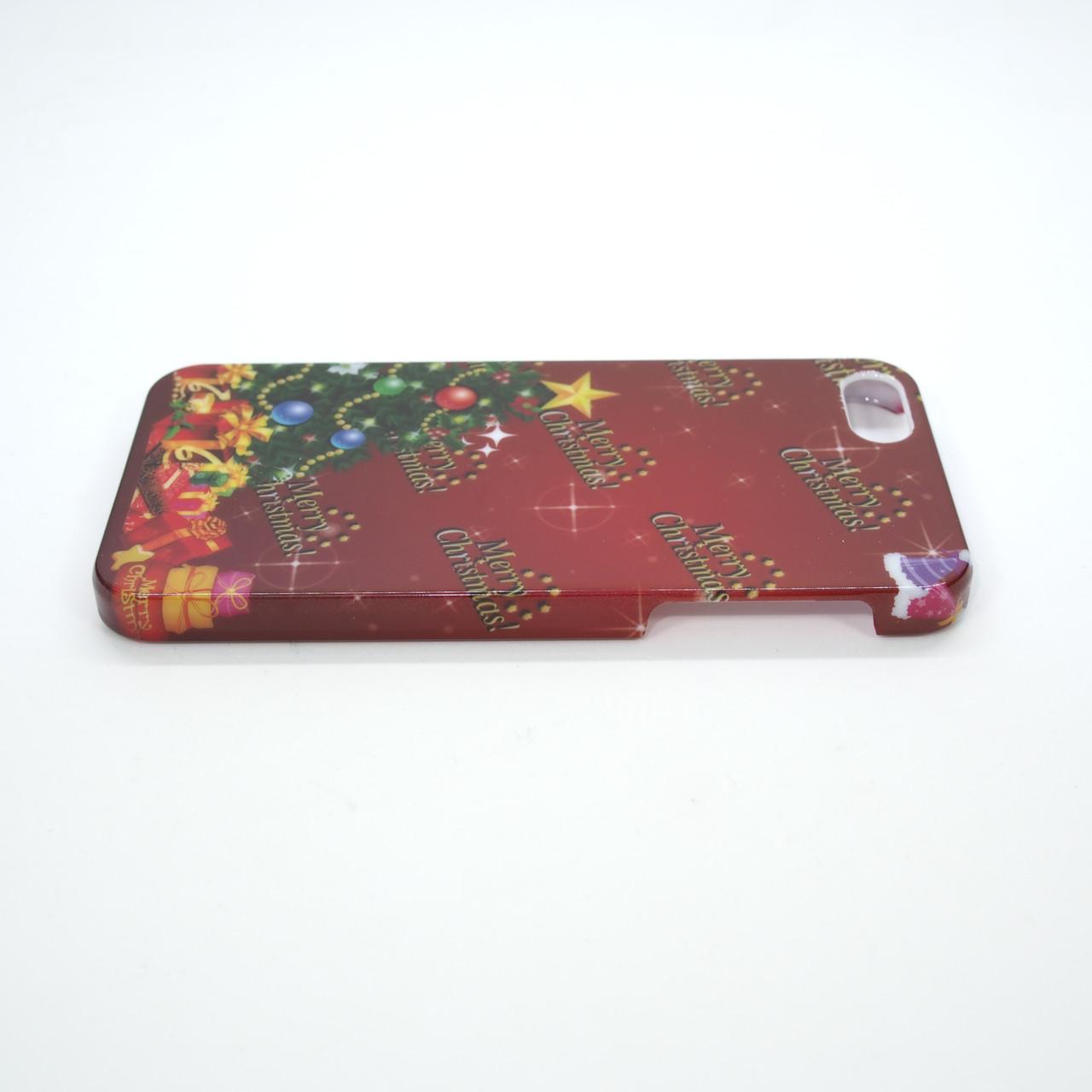 Christmas Hard Case iPhone 5s SE Apple Для телефона Чехол
