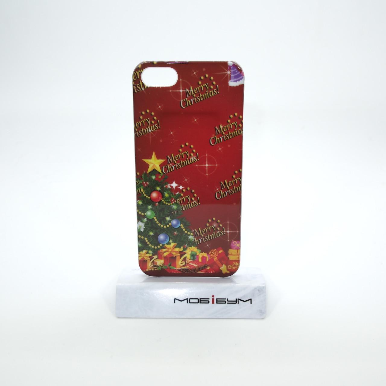 Christmas Hard Case iPhone 5s SE
