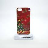 Чехол Christmas Hard Case iPhone 5s/SE, фото 5
